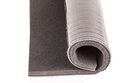 GUARTOFON® PU 80/10 FR ALM N (Black)