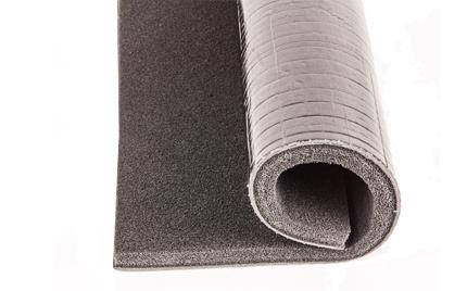 GUARTOFON® REFLATEK® PU25/10 ALM N (Black)